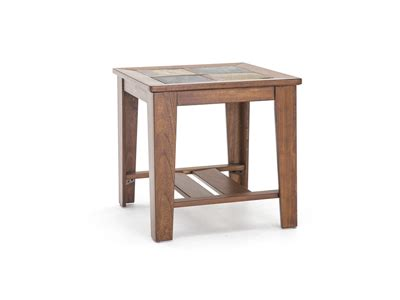 toscana chairside end table steinhafels living room tables