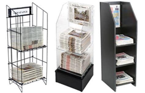 Newspaper Racks For Sale Used newspaper racks for sale retail newsprint holders stands