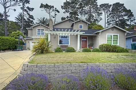 houses for sale pacific grove ca pacific grove ca ocean view home for sale in candy cane lane area