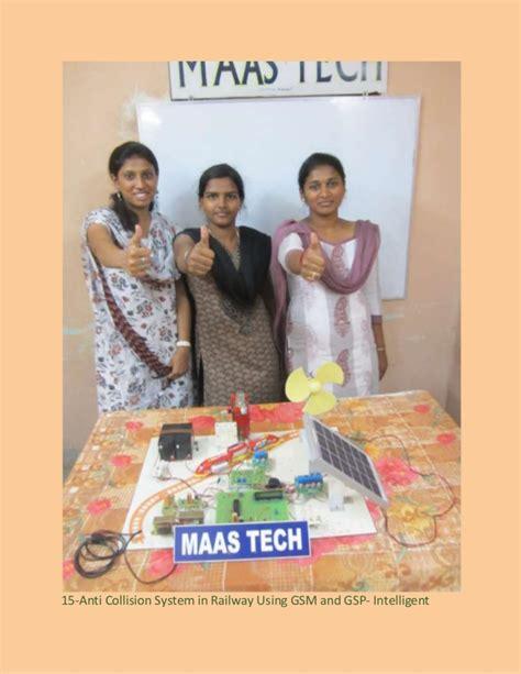 internship training  mini projects electronicselectrical enginee