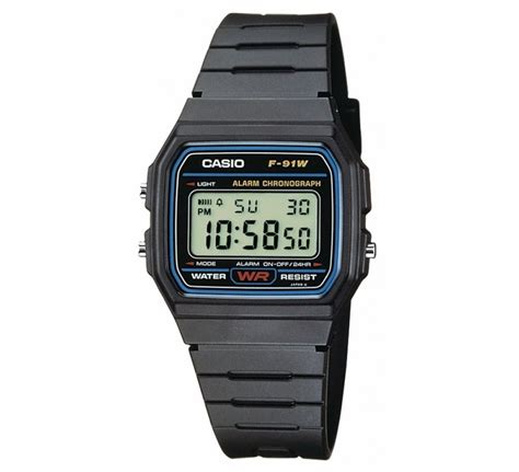 casio 1980s digital watches