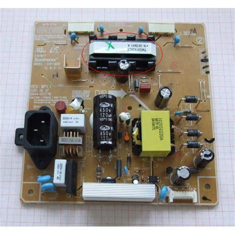 alimentatore pc schema riparazione alimentatore tv monitor samsung ls19pmasfy