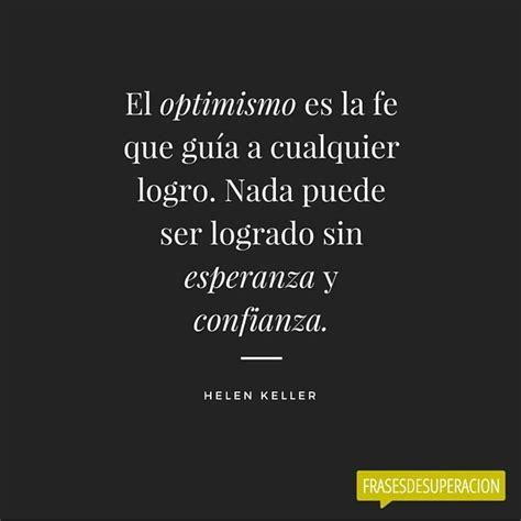 espiritualidad y automaestr 237 a mensaje para el coraz 243 n una frase de autoestima sobre como el optimismo es la fe