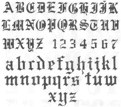 free printable gothic alphabet letters graffiti alphabet fonts graffiti gothic alphabet to