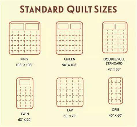 coverlet sizes quilt sizes fiber arts pinterest