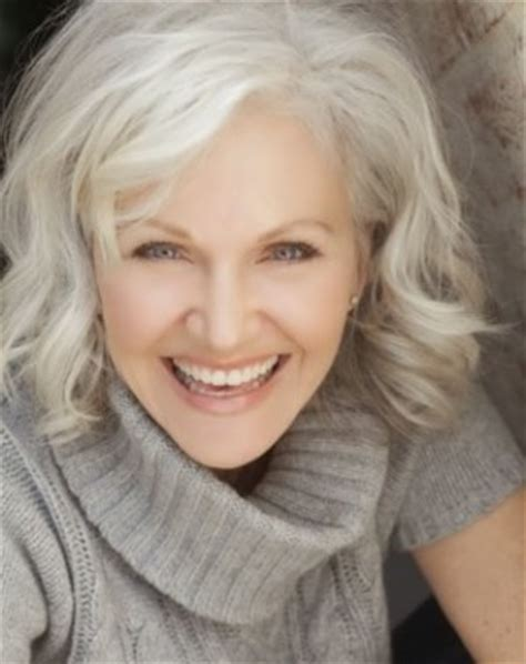 hairstyles for thin grey 50 plus hair cortes de pelo para mujeres maduras 1001 consejos
