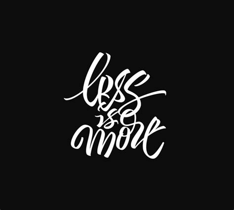 simple hand lettering font design  artimasa studio