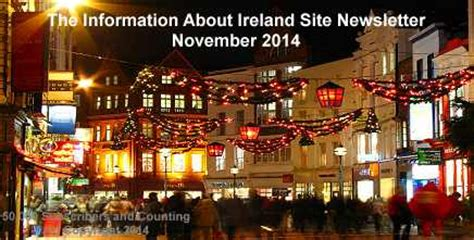 ireland facts about christmas ireland newsletter traditions of ireland