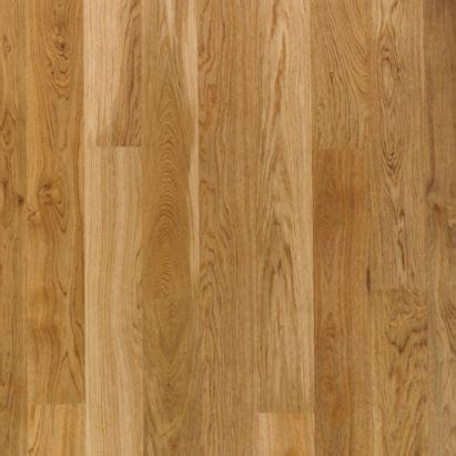 Step Cadenza Natural Oak Real Wood Top Layer Flooring 1 m²