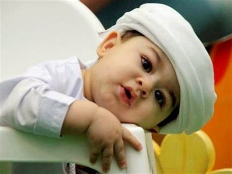 Jilbab Anak Lucu Dan Imut kumpulan foto bayi muslim lucu gambar anak bayi imut