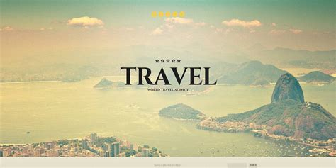 best travel agency travel agency flash cms template 46060