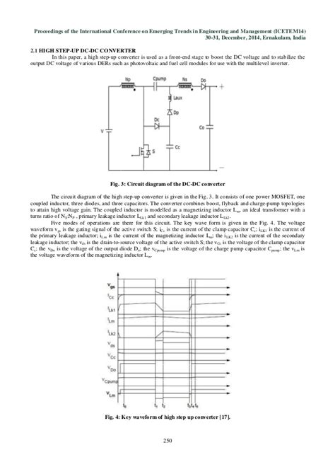 three coupled inductors stand alone regulated single phase five level inverter with coupled i