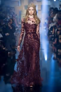 fashion show elie saab autumn winter 2015 2016 montaigne
