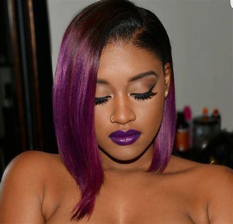 20 mujeres morenas que rompen reglas con cabello de colores 20 mujeres morenas que rompen reglas con cabello de colores
