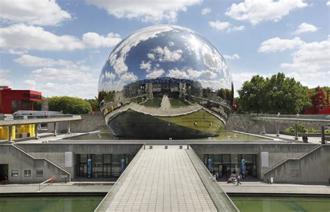 Europe Kitchen Design urban splendors of parc de la villette in paris