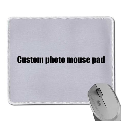 Custom Size Mouse Mat by Aliexpress Buy New Brand Large Size Diy Custom