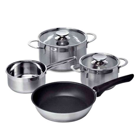 induction hob use pans bosch hez390042 four induction hob pan set in stainless steel