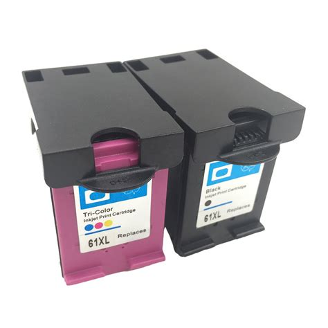 Printer Hp J210a non oem ink cartridge for hp 61xl 61 for officejet j110a