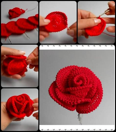 Bookcase Murphy Bed How To Crochet Pretty Roses