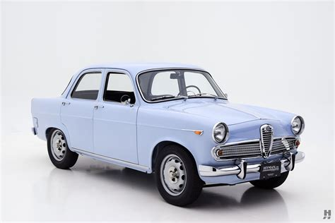 Alfa Romeo Giulietta For Sale by 1963 Alfa Romeo Giulietta Berlina For Sale Buy Classic