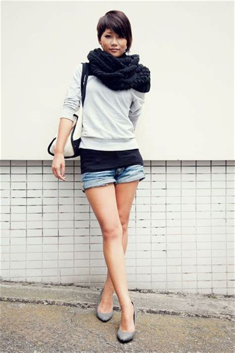 best outfits for short hair without the long camisole underneath clothes outift for
