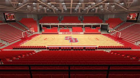 basketball arena photos of stony brook s new arena construction