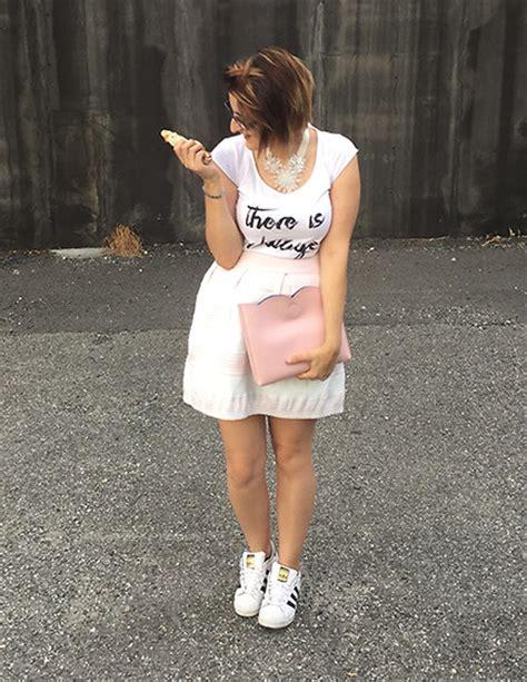 Tshirt Shirt T Shirt Kaos Sablon Adidas 3 ilaria my way to be myself kaos t shirt asos purse h m necklace adidas superstar