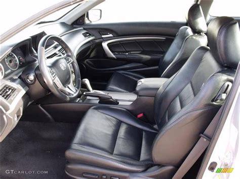 2008 Honda Accord Interior Dimensions by Black Interior 2008 Honda Accord Ex L Coupe Photo