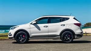 2016 Hyundai Santa Fe 2016 Hyundai Santa Fe Series Ii On Sale In Australia From