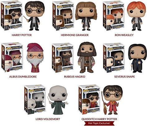 Funko Pop Harry Potter Ginny Quidditch Robes Exclusive funko pop is realeasing a new second wave of harry potter