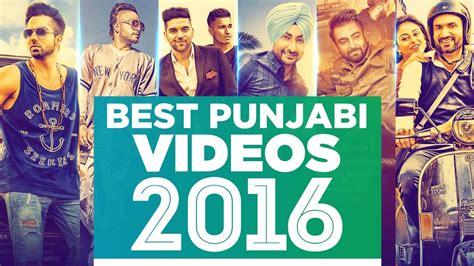 top punjabi songs 2016 quot best punjabi videos quot of 2016 t series top 10 punjabi