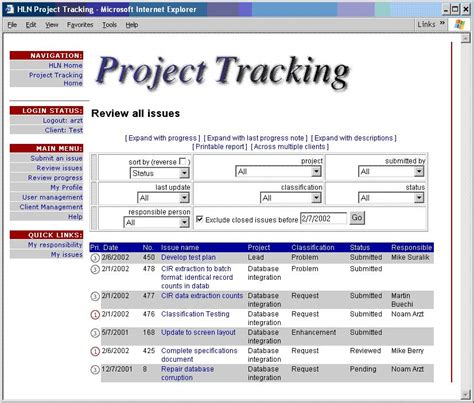 how to a tracking use these five ways to track your projects