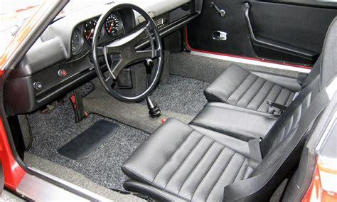 Porsche 914 Interior by 1970 Porsche 914 Convertible 40012