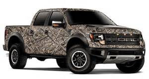 Mathews Ford Ba Camo Wraps Truck Kit