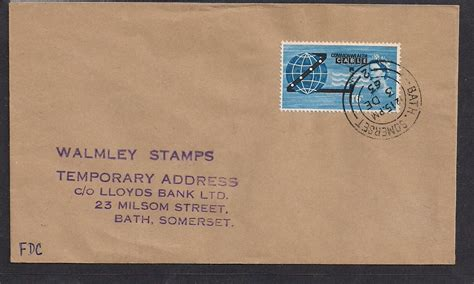 2219 Gb Fdc 1974 Definitive day covers