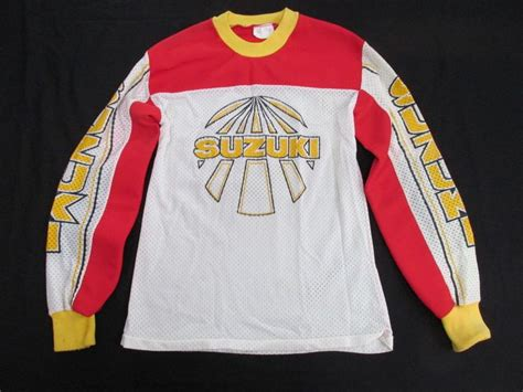 vintage motocross jersey 12 best vintage racing apparel images on dirt