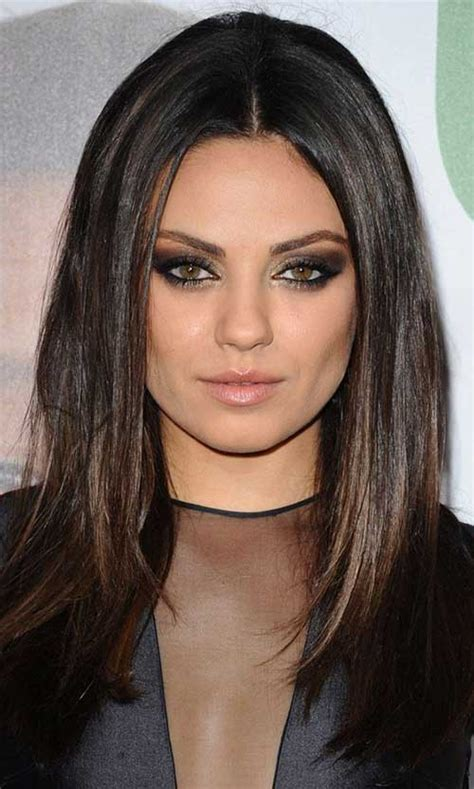 mid length trendy mid length hair cuts hairstyles haircuts 2016