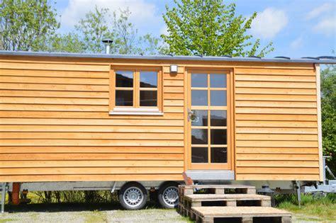haus kaufen mobile tiny houses mini haus auf r 228 dern holzbau pletz