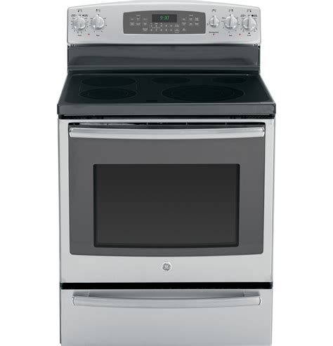 Ge Profile Warming Drawer by Ge Profile Series 30 Quot Free Standing Electric Convection