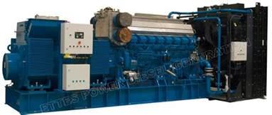 Mitsubishi Genset Mitsubishi Diesel Generator Diesel Genset Diesel Power