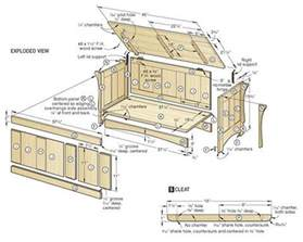 Chest plans diy pdf download super smart diy wooden projects