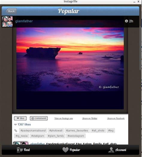 instagram full version download instagrille instagram on pc oke creativity free