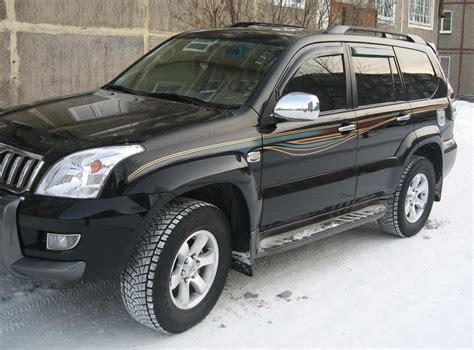 2008 toyota land cruiser prado pictures 3 0l diesel manual for sale