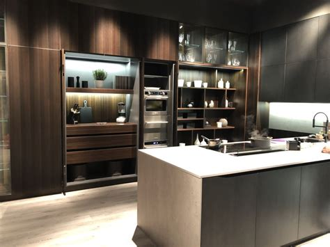 contemporary kitchen ideas 2014 2018 eurocucina 2018 shows new trends for modern and luxury kitchens