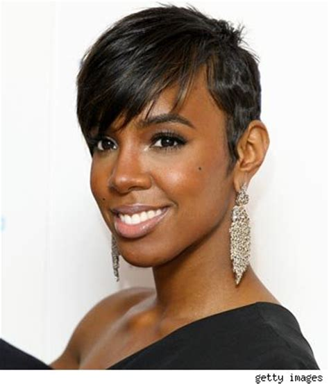 cute weaves short weaves for large foreheads kelly rowland short hair weave for black woman find lots