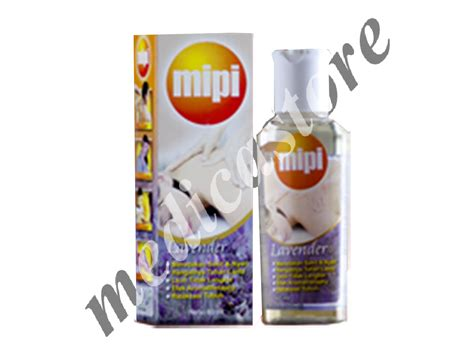 Minyak Mipi mipi minyak pijit lavender 60 ml