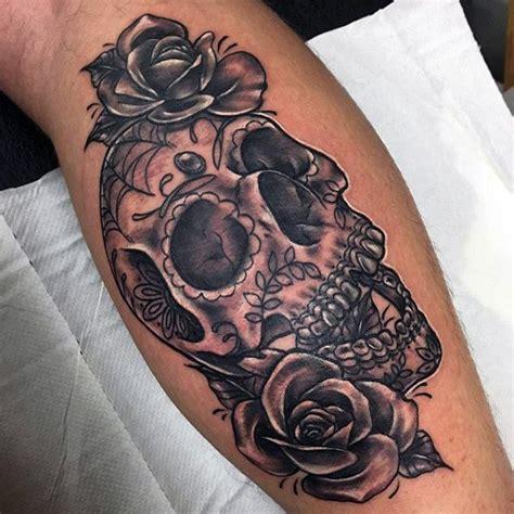 sugar skull tattoo pics on paper for men amazing tattoo 100 sugar skull tattoo designs for men cool calavera ink