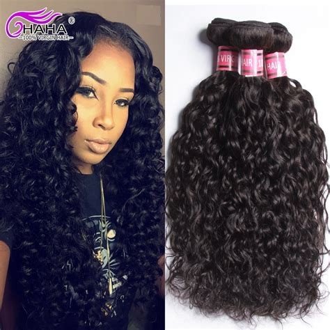 wet and wavy human hair braiding styles brazilian virgin hair natural wave 3 bundles human hair