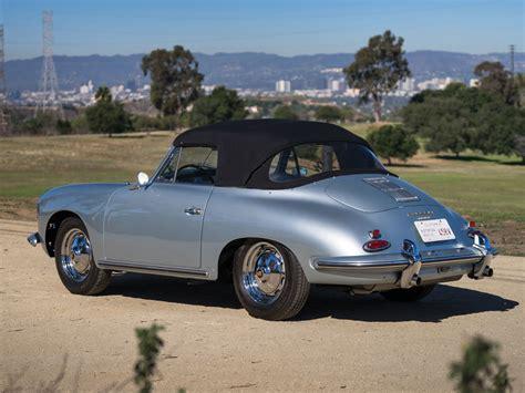 Porsche Az 1960 Porsche 356 B 1600 Cabriolet By Reutter Arizona