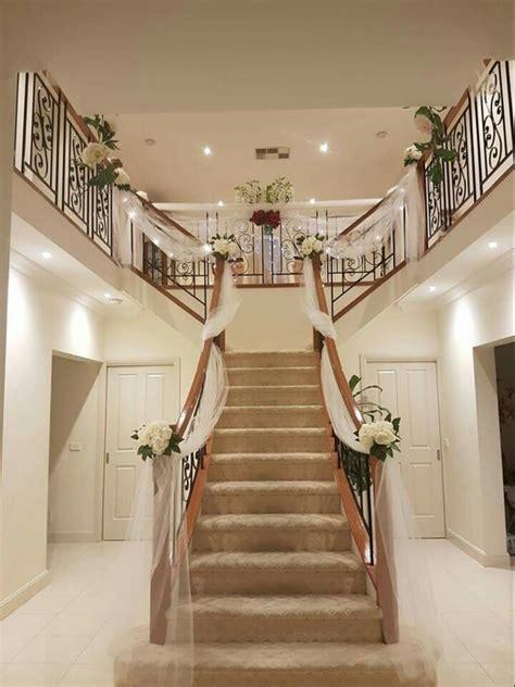Wedding Preparation Ideas by Wedding Preparation Staircase Decor Stairs Decor